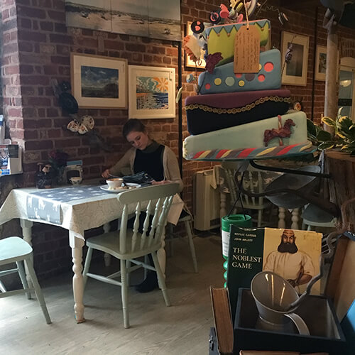 Alby Crafts Tea Room